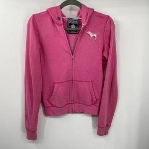 PINK Victoria's Secret Hoodie Sz XS